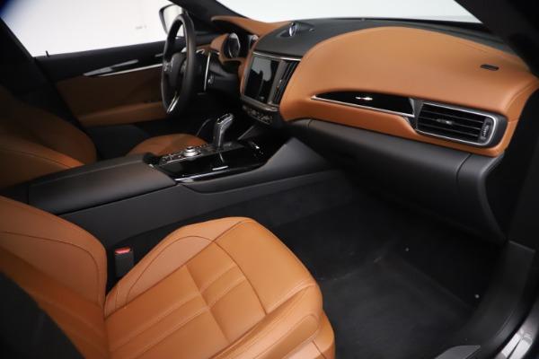Used 2021 Maserati Levante GranSport for sale $73,900 at Maserati of Westport in Westport CT 06880 21