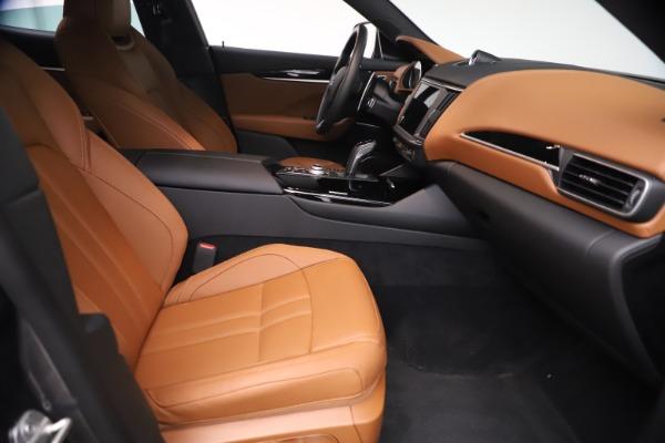 Used 2021 Maserati Levante GranSport for sale $73,900 at Maserati of Westport in Westport CT 06880 22