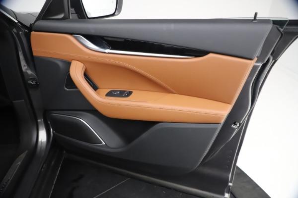 Used 2021 Maserati Levante GranSport for sale $73,900 at Maserati of Westport in Westport CT 06880 23