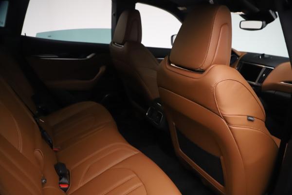 Used 2021 Maserati Levante GranSport for sale $73,900 at Maserati of Westport in Westport CT 06880 24