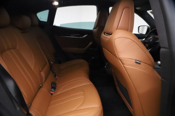 Used 2021 Maserati Levante GranSport for sale $73,900 at Maserati of Westport in Westport CT 06880 25