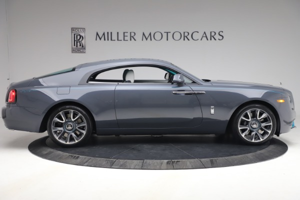 Used 2021 Rolls-Royce Wraith KRYPTOS for sale $444,275 at Maserati of Westport in Westport CT 06880 10