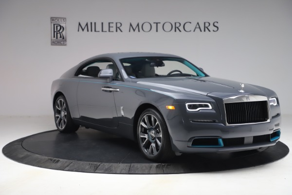 Used 2021 Rolls-Royce Wraith KRYPTOS for sale $444,275 at Maserati of Westport in Westport CT 06880 12