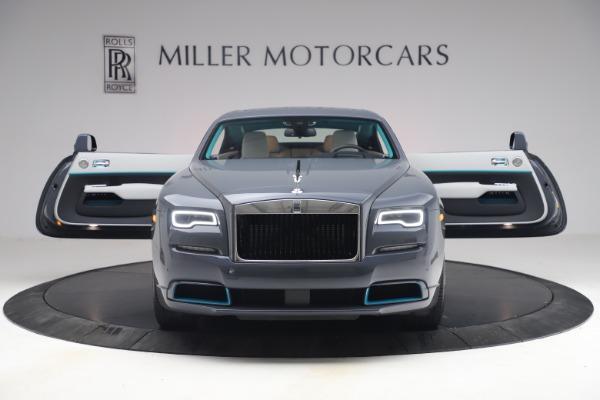 Used 2021 Rolls-Royce Wraith KRYPTOS for sale $444,275 at Maserati of Westport in Westport CT 06880 13