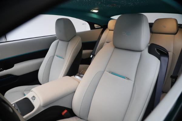 Used 2021 Rolls-Royce Wraith KRYPTOS for sale $444,275 at Maserati of Westport in Westport CT 06880 14
