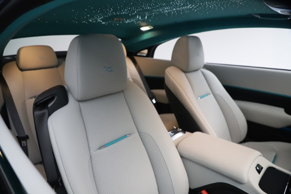 Used 2021 Rolls-Royce Wraith KRYPTOS for sale $444,275 at Maserati of Westport in Westport CT 06880 15