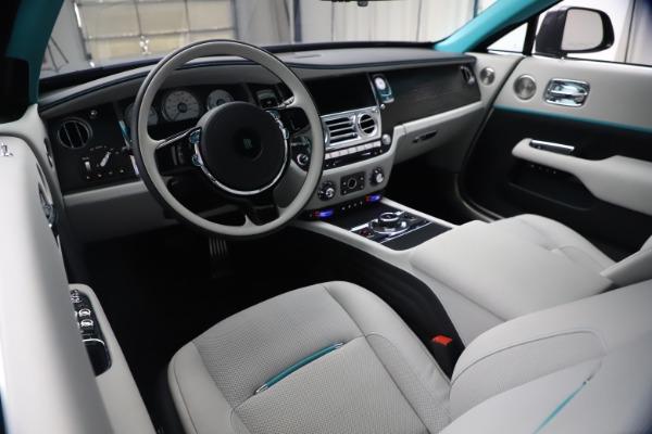 Used 2021 Rolls-Royce Wraith KRYPTOS for sale $444,275 at Maserati of Westport in Westport CT 06880 16