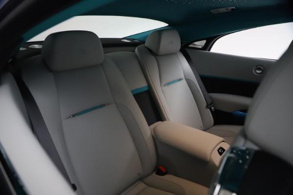 Used 2021 Rolls-Royce Wraith KRYPTOS for sale $444,275 at Maserati of Westport in Westport CT 06880 18