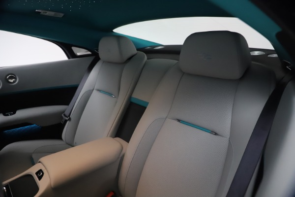 Used 2021 Rolls-Royce Wraith KRYPTOS for sale $444,275 at Maserati of Westport in Westport CT 06880 19