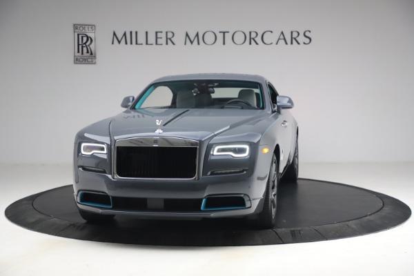 Used 2021 Rolls-Royce Wraith KRYPTOS for sale $444,275 at Maserati of Westport in Westport CT 06880 2