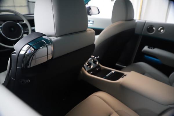 Used 2021 Rolls-Royce Wraith KRYPTOS for sale $444,275 at Maserati of Westport in Westport CT 06880 20