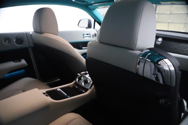 Used 2021 Rolls-Royce Wraith KRYPTOS for sale $444,275 at Maserati of Westport in Westport CT 06880 21