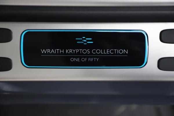 Used 2021 Rolls-Royce Wraith KRYPTOS for sale $444,275 at Maserati of Westport in Westport CT 06880 22