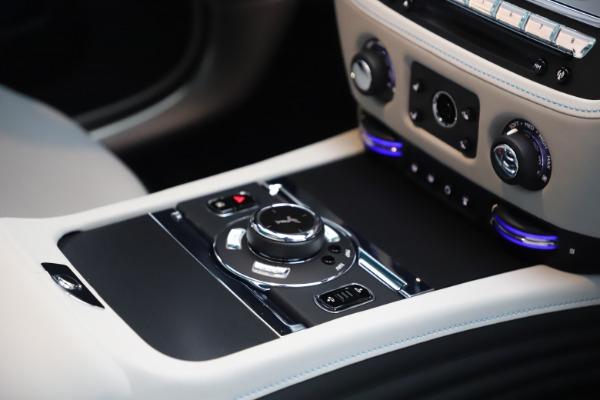 Used 2021 Rolls-Royce Wraith KRYPTOS for sale $444,275 at Maserati of Westport in Westport CT 06880 25