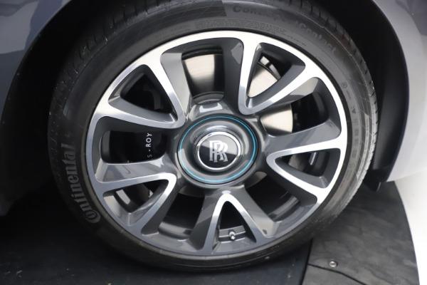 Used 2021 Rolls-Royce Wraith KRYPTOS for sale $444,275 at Maserati of Westport in Westport CT 06880 28