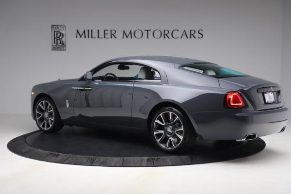 Used 2021 Rolls-Royce Wraith KRYPTOS for sale $444,275 at Maserati of Westport in Westport CT 06880 5