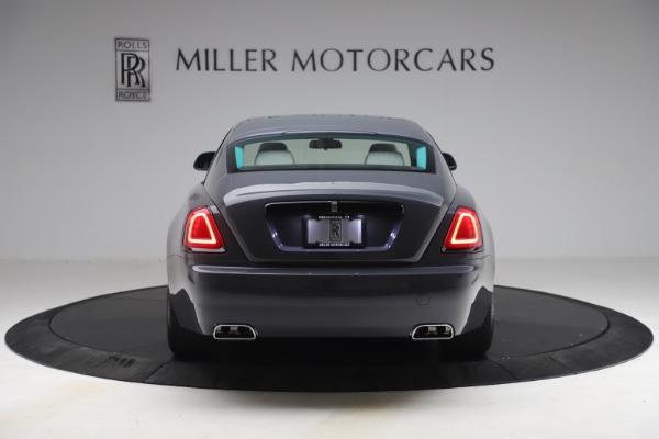 Used 2021 Rolls-Royce Wraith KRYPTOS for sale $444,275 at Maserati of Westport in Westport CT 06880 7
