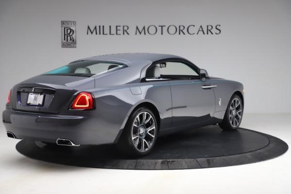Used 2021 Rolls-Royce Wraith KRYPTOS for sale $444,275 at Maserati of Westport in Westport CT 06880 9