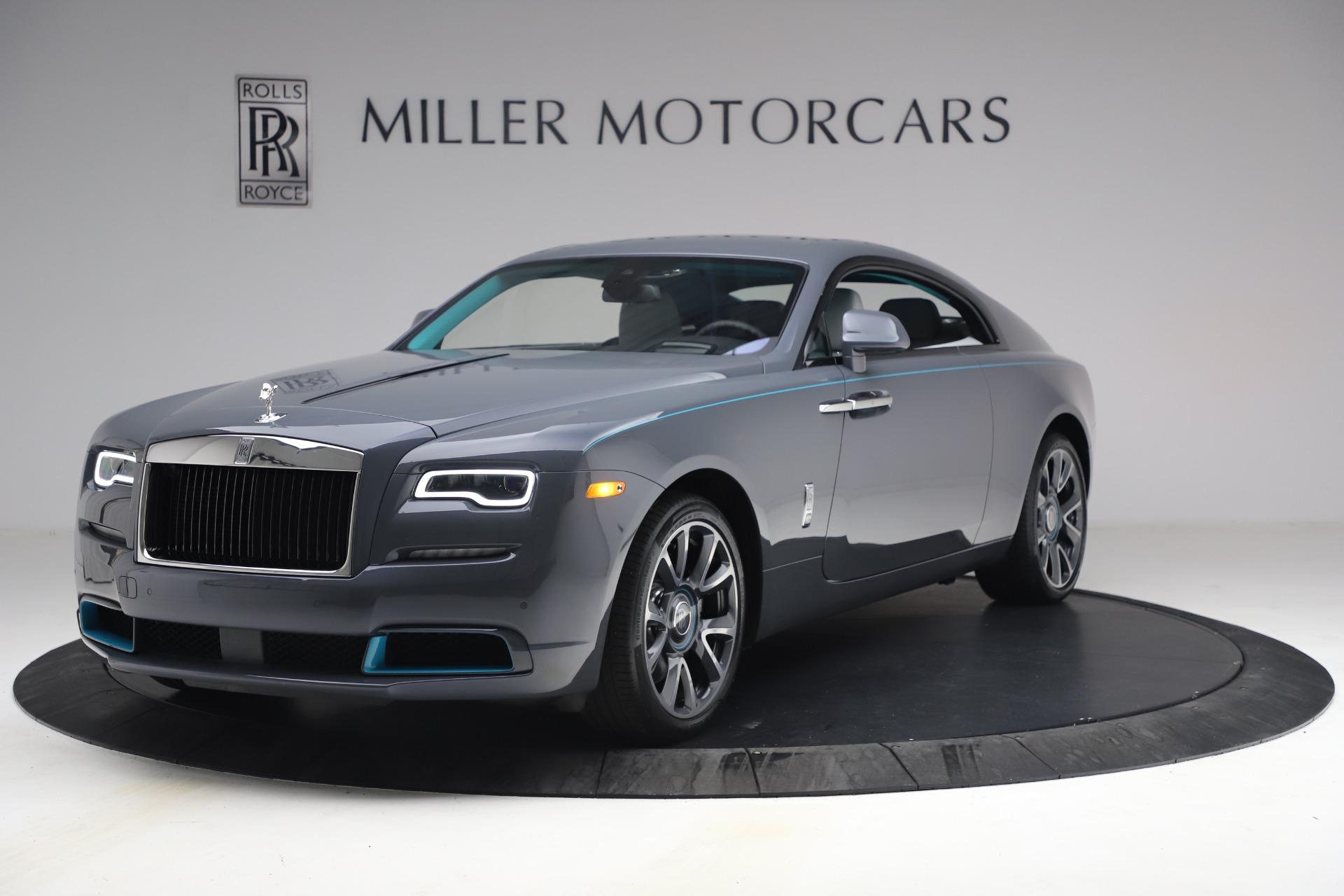 Used 2021 Rolls-Royce Wraith KRYPTOS for sale $444,275 at Maserati of Westport in Westport CT 06880 1