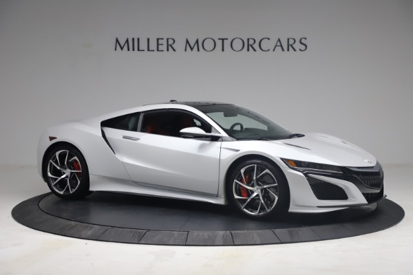 Used 2017 Acura NSX SH-AWD Sport Hybrid for sale $139,900 at Maserati of Westport in Westport CT 06880 10