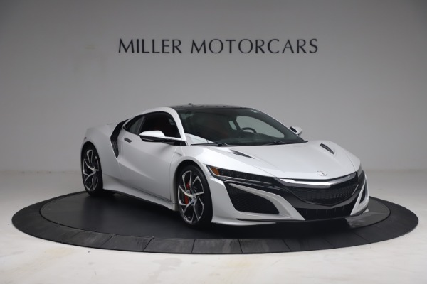 Used 2017 Acura NSX SH-AWD Sport Hybrid for sale $139,900 at Maserati of Westport in Westport CT 06880 11