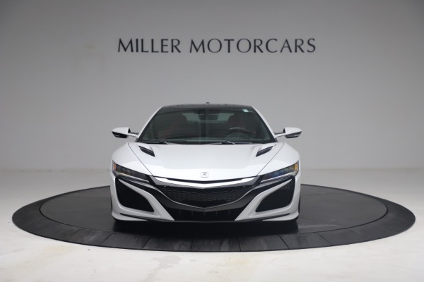 Used 2017 Acura NSX SH-AWD Sport Hybrid for sale $139,900 at Maserati of Westport in Westport CT 06880 12