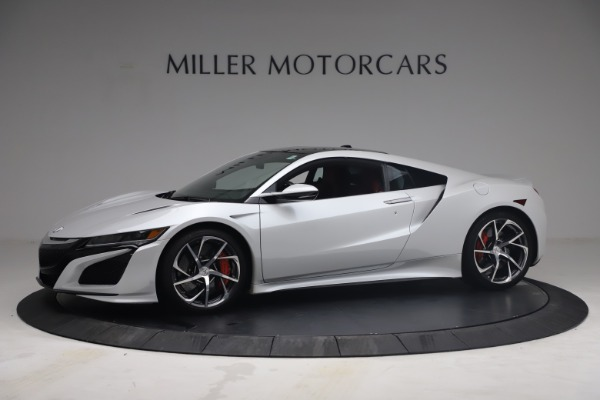 Used 2017 Acura NSX SH-AWD Sport Hybrid for sale $139,900 at Maserati of Westport in Westport CT 06880 2