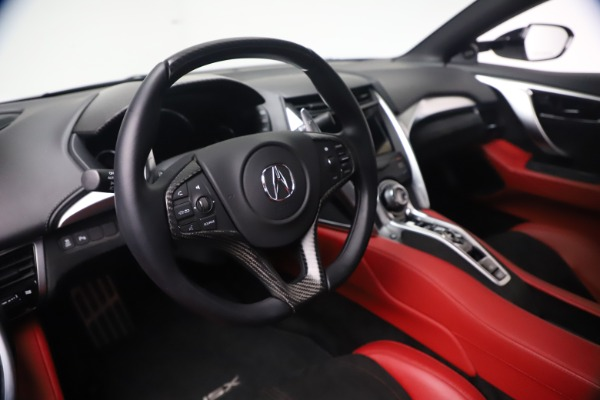 Used 2017 Acura NSX SH-AWD Sport Hybrid for sale $139,900 at Maserati of Westport in Westport CT 06880 20
