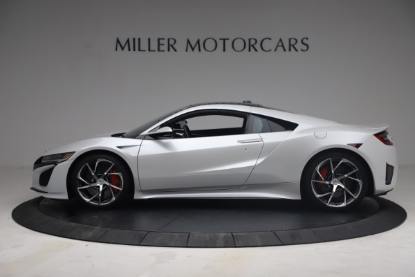 Used 2017 Acura NSX SH-AWD Sport Hybrid for sale $139,900 at Maserati of Westport in Westport CT 06880 3