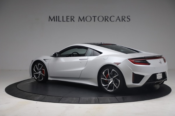 Used 2017 Acura NSX SH-AWD Sport Hybrid for sale $139,900 at Maserati of Westport in Westport CT 06880 4