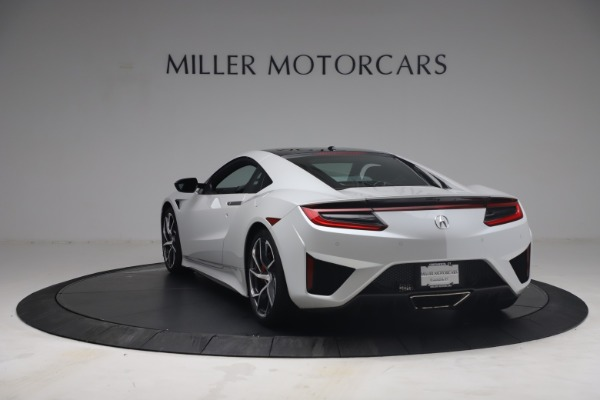 Used 2017 Acura NSX SH-AWD Sport Hybrid for sale $139,900 at Maserati of Westport in Westport CT 06880 5
