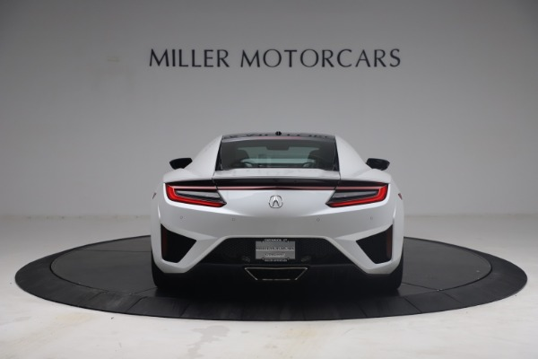 Used 2017 Acura NSX SH-AWD Sport Hybrid for sale $139,900 at Maserati of Westport in Westport CT 06880 6