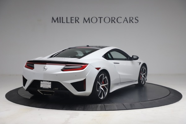 Used 2017 Acura NSX SH-AWD Sport Hybrid for sale $139,900 at Maserati of Westport in Westport CT 06880 7