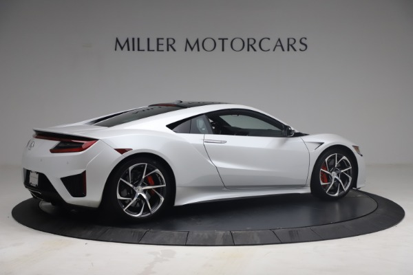 Used 2017 Acura NSX SH-AWD Sport Hybrid for sale $139,900 at Maserati of Westport in Westport CT 06880 8