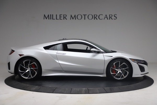 Used 2017 Acura NSX SH-AWD Sport Hybrid for sale $139,900 at Maserati of Westport in Westport CT 06880 9