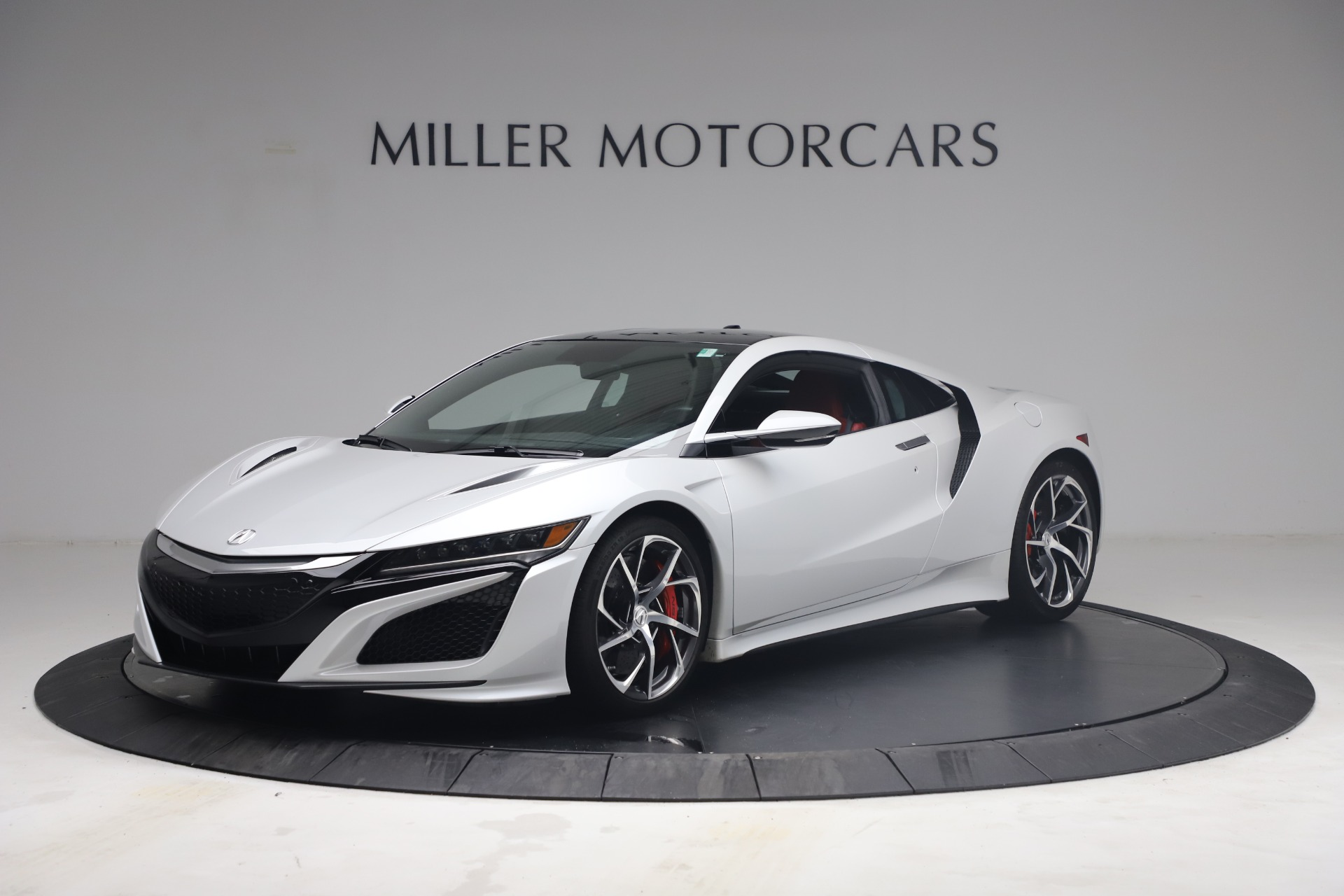 Used 2017 Acura NSX SH-AWD Sport Hybrid for sale $139,900 at Maserati of Westport in Westport CT 06880 1