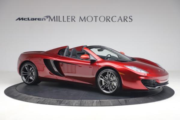 Used 2013 McLaren MP4-12C Spider for sale $134,900 at Maserati of Westport in Westport CT 06880 10