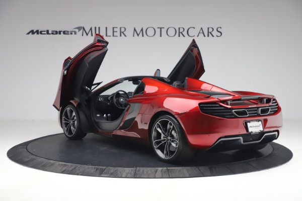 Used 2013 McLaren MP4-12C Spider for sale $134,900 at Maserati of Westport in Westport CT 06880 16