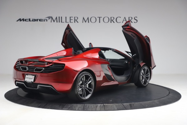 Used 2013 McLaren MP4-12C Spider for sale $134,900 at Maserati of Westport in Westport CT 06880 18