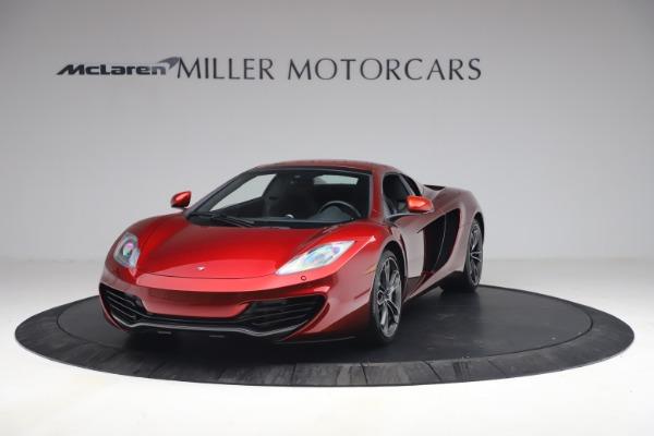 Used 2013 McLaren MP4-12C Spider for sale $134,900 at Maserati of Westport in Westport CT 06880 22