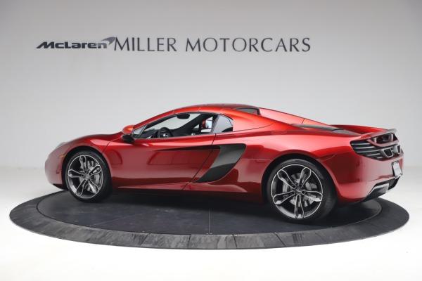 Used 2013 McLaren MP4-12C Spider for sale $134,900 at Maserati of Westport in Westport CT 06880 25