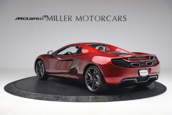 Used 2013 McLaren MP4-12C Spider for sale $134,900 at Maserati of Westport in Westport CT 06880 26