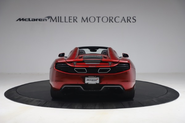 Used 2013 McLaren MP4-12C Spider for sale $134,900 at Maserati of Westport in Westport CT 06880 6
