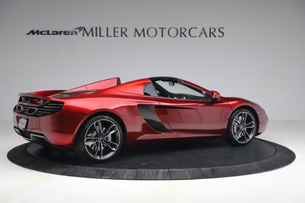 Used 2013 McLaren MP4-12C Spider for sale $134,900 at Maserati of Westport in Westport CT 06880 8