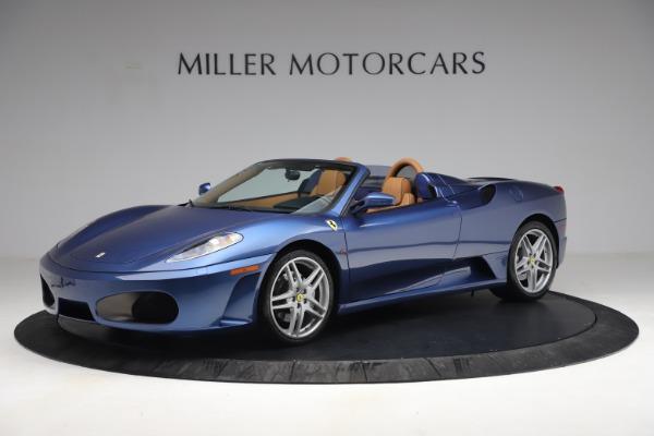 Used 2006 Ferrari F430 Spider for sale $139,900 at Maserati of Westport in Westport CT 06880 2