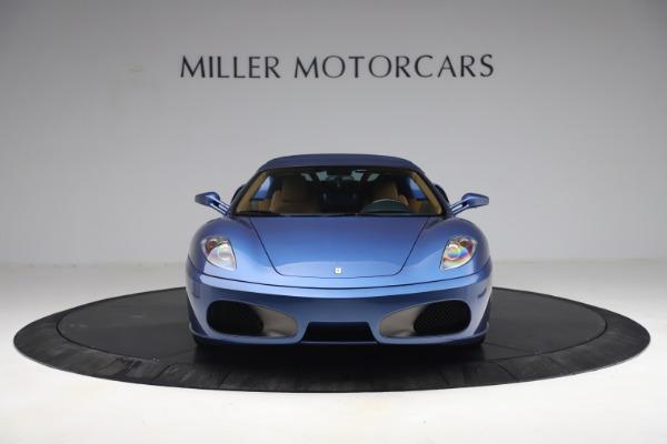 Used 2006 Ferrari F430 Spider for sale $139,900 at Maserati of Westport in Westport CT 06880 24