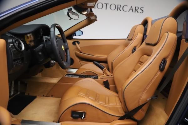 Used 2006 Ferrari F430 Spider for sale $139,900 at Maserati of Westport in Westport CT 06880 26