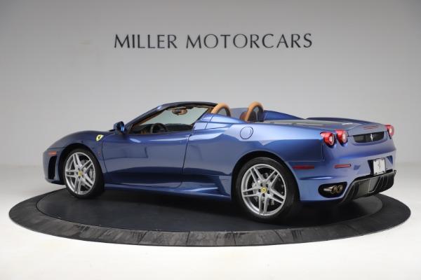Used 2006 Ferrari F430 Spider for sale $139,900 at Maserati of Westport in Westport CT 06880 4