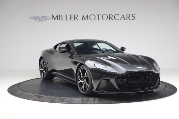 New 2021 Aston Martin DBS Superleggera 007 for sale $391,211 at Maserati of Westport in Westport CT 06880 10