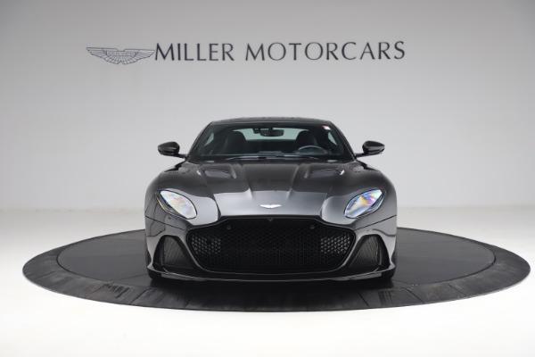 New 2021 Aston Martin DBS Superleggera 007 for sale $391,211 at Maserati of Westport in Westport CT 06880 11